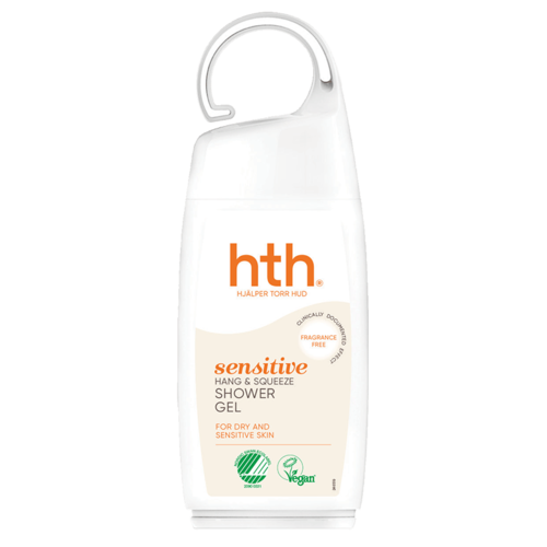 Bonus HTH Sensitive Shower Gel for dry and sensitive skin suihkugeeli 250ml